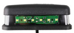 LUCE TARGA LED 12W 24V