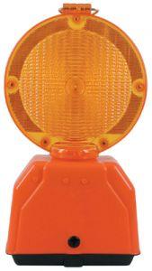 LAMPEGGIATORE EUROFLASH GIALLO LAMPEGGIANTE LED BIFACCIALE